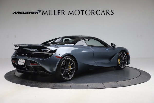 Used 2020 McLaren 720S Spider Convertible for sale Sold at Aston Martin of Greenwich in Greenwich CT 06830 18