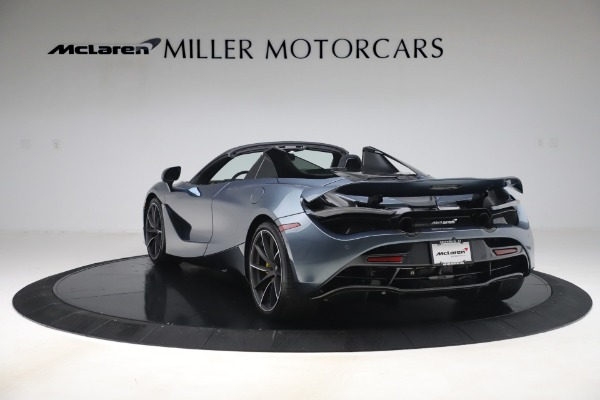 Used 2020 McLaren 720S Spider Convertible for sale Sold at Aston Martin of Greenwich in Greenwich CT 06830 5