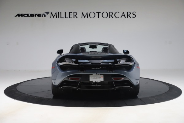 Used 2020 McLaren 720S Spider Convertible for sale Sold at Aston Martin of Greenwich in Greenwich CT 06830 6