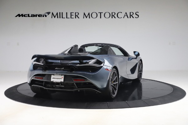 Used 2020 McLaren 720S Spider Convertible for sale Sold at Aston Martin of Greenwich in Greenwich CT 06830 7