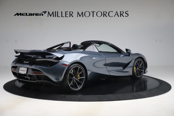 Used 2020 McLaren 720S Spider Convertible for sale Sold at Aston Martin of Greenwich in Greenwich CT 06830 8