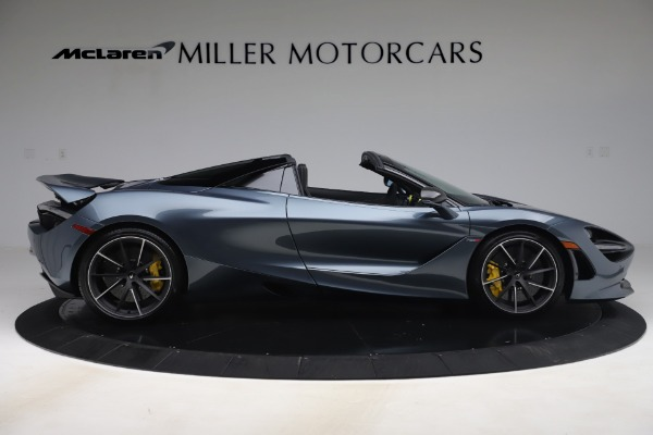 Used 2020 McLaren 720S Spider Convertible for sale Sold at Aston Martin of Greenwich in Greenwich CT 06830 9