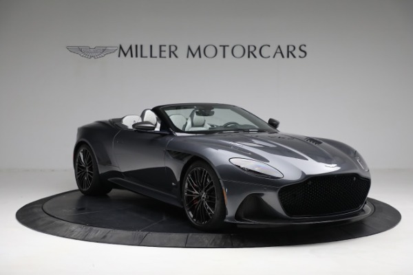 Used 2020 Aston Martin DBS Superleggera Volante Convertible for sale $324,990 at Aston Martin of Greenwich in Greenwich CT 06830 10