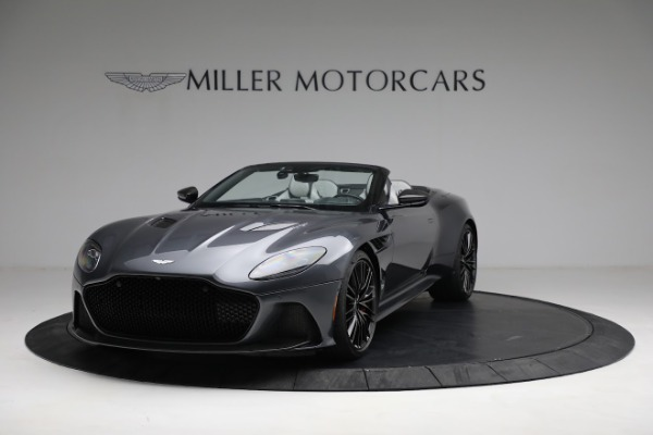 Used 2020 Aston Martin DBS Superleggera Volante Convertible for sale $324,990 at Aston Martin of Greenwich in Greenwich CT 06830 12