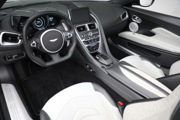 Used 2020 Aston Martin DBS Superleggera Volante Convertible for sale $324,990 at Aston Martin of Greenwich in Greenwich CT 06830 14