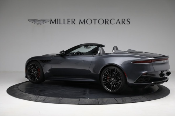 Used 2020 Aston Martin DBS Superleggera Volante Convertible for sale $324,990 at Aston Martin of Greenwich in Greenwich CT 06830 3