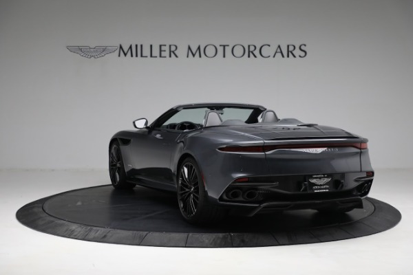 Used 2020 Aston Martin DBS Superleggera Volante Convertible for sale $324,990 at Aston Martin of Greenwich in Greenwich CT 06830 4