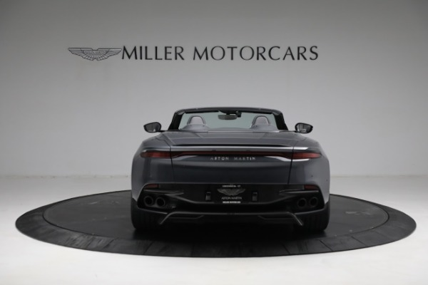 Used 2020 Aston Martin DBS Superleggera Volante Convertible for sale $324,990 at Aston Martin of Greenwich in Greenwich CT 06830 5
