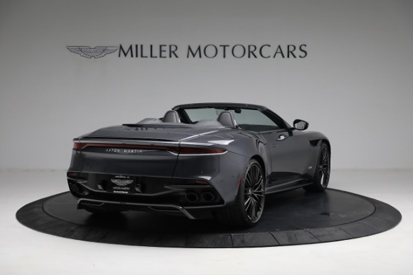 Used 2020 Aston Martin DBS Superleggera Volante Convertible for sale $324,990 at Aston Martin of Greenwich in Greenwich CT 06830 6