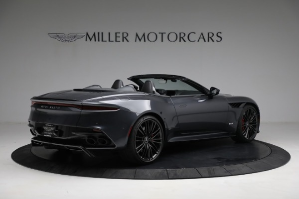 Used 2020 Aston Martin DBS Superleggera Volante Convertible for sale $324,990 at Aston Martin of Greenwich in Greenwich CT 06830 7
