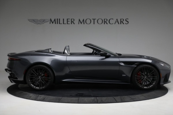 Used 2020 Aston Martin DBS Superleggera Volante Convertible for sale $324,990 at Aston Martin of Greenwich in Greenwich CT 06830 8