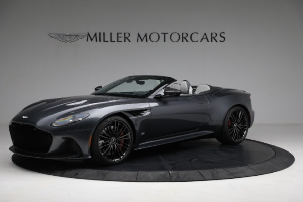 Used 2020 Aston Martin DBS Superleggera Volante Convertible for sale $324,990 at Aston Martin of Greenwich in Greenwich CT 06830 1