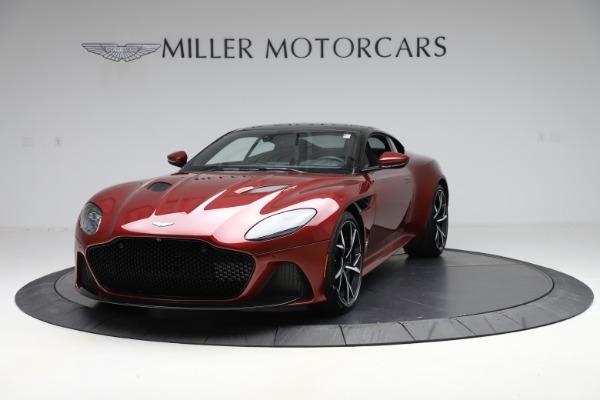 Used 2019 Aston Martin DBS Superleggera Coupe for sale $255,990 at Aston Martin of Greenwich in Greenwich CT 06830 2