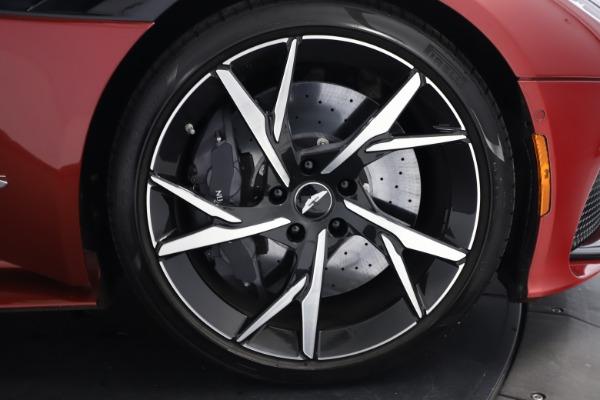 Used 2019 Aston Martin DBS Superleggera Coupe for sale $255,990 at Aston Martin of Greenwich in Greenwich CT 06830 23