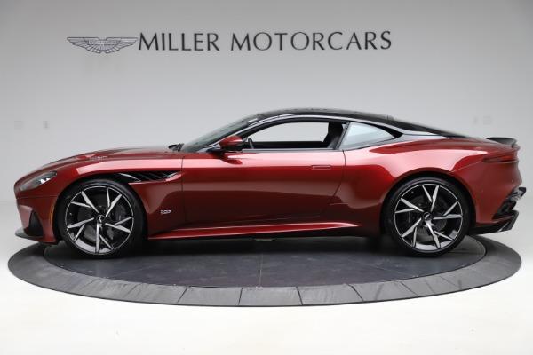 Used 2019 Aston Martin DBS Superleggera Coupe for sale $255,990 at Aston Martin of Greenwich in Greenwich CT 06830 3