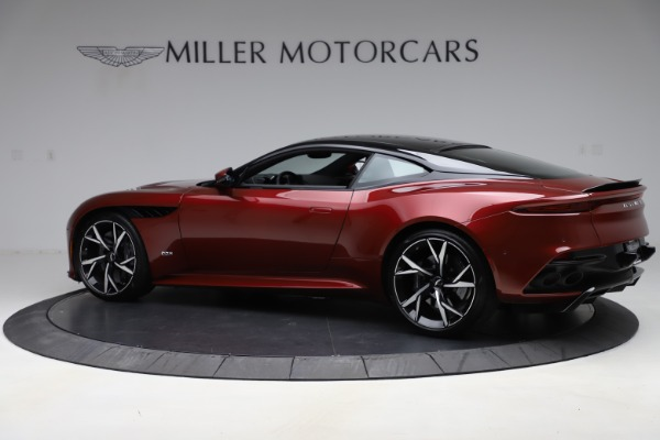 Used 2019 Aston Martin DBS Superleggera Coupe for sale $255,990 at Aston Martin of Greenwich in Greenwich CT 06830 4