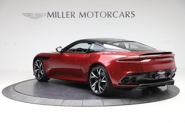 Used 2019 Aston Martin DBS Superleggera Coupe for sale $255,990 at Aston Martin of Greenwich in Greenwich CT 06830 5