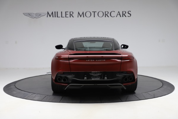 Used 2019 Aston Martin DBS Superleggera Coupe for sale $255,990 at Aston Martin of Greenwich in Greenwich CT 06830 6