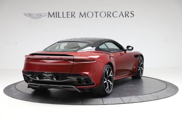 Used 2019 Aston Martin DBS Superleggera Coupe for sale $255,990 at Aston Martin of Greenwich in Greenwich CT 06830 7