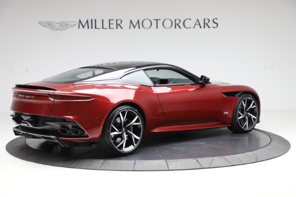 Used 2019 Aston Martin DBS Superleggera Coupe for sale $255,990 at Aston Martin of Greenwich in Greenwich CT 06830 8