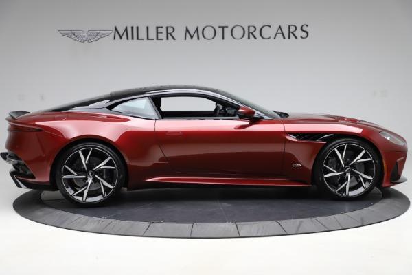 Used 2019 Aston Martin DBS Superleggera Coupe for sale $255,990 at Aston Martin of Greenwich in Greenwich CT 06830 9