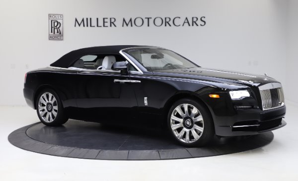 Used 2016 Rolls-Royce Dawn for sale $239,900 at Aston Martin of Greenwich in Greenwich CT 06830 17