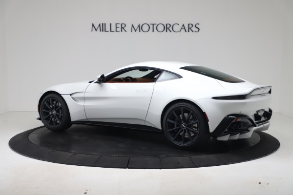 New 2020 Aston Martin Vantage Coupe for sale $190,259 at Aston Martin of Greenwich in Greenwich CT 06830 10