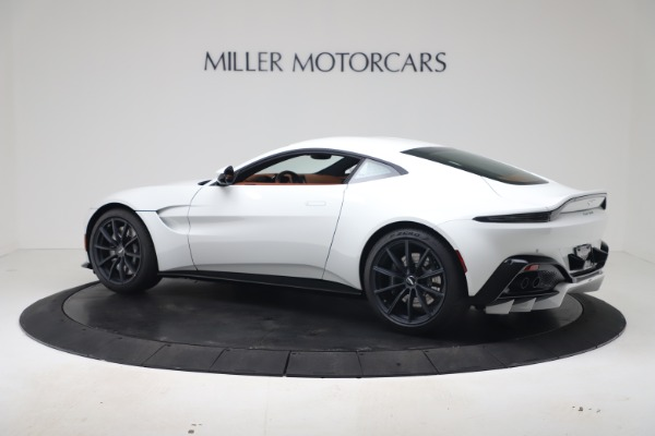 New 2020 Aston Martin Vantage Coupe for sale $190,259 at Aston Martin of Greenwich in Greenwich CT 06830 11