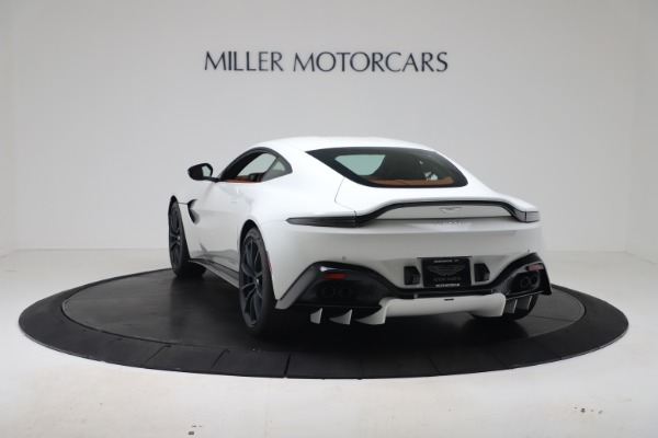 New 2020 Aston Martin Vantage Coupe for sale $190,259 at Aston Martin of Greenwich in Greenwich CT 06830 12