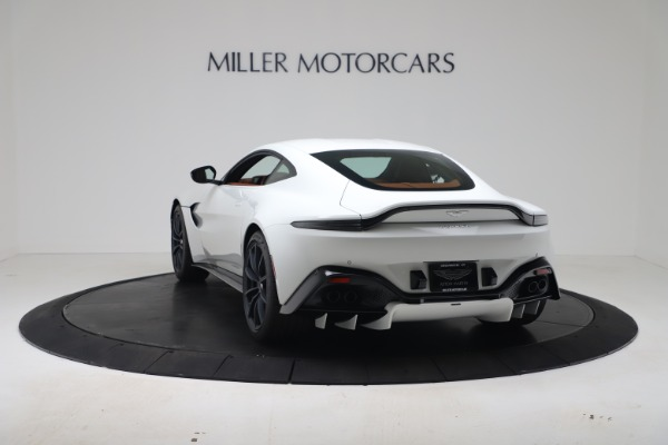 New 2020 Aston Martin Vantage Coupe for sale $190,259 at Aston Martin of Greenwich in Greenwich CT 06830 13