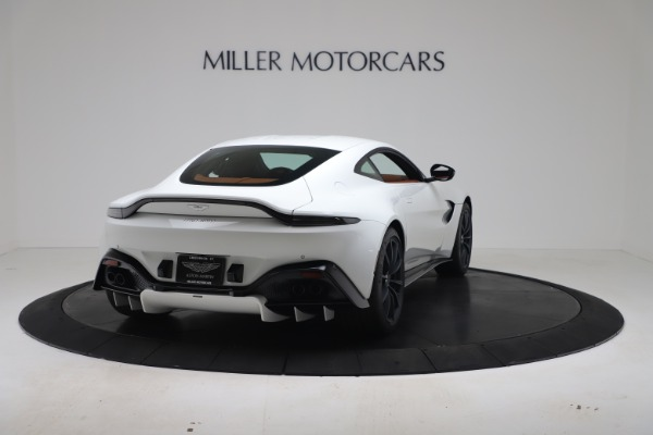 New 2020 Aston Martin Vantage Coupe for sale $190,259 at Aston Martin of Greenwich in Greenwich CT 06830 16