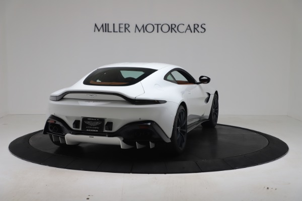 New 2020 Aston Martin Vantage Coupe for sale $190,259 at Aston Martin of Greenwich in Greenwich CT 06830 17