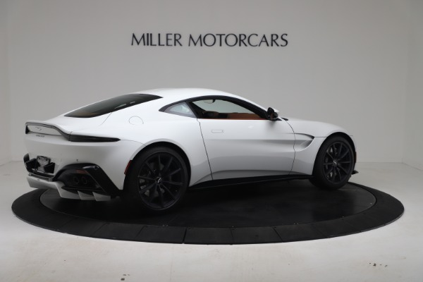 New 2020 Aston Martin Vantage Coupe for sale $190,259 at Aston Martin of Greenwich in Greenwich CT 06830 18