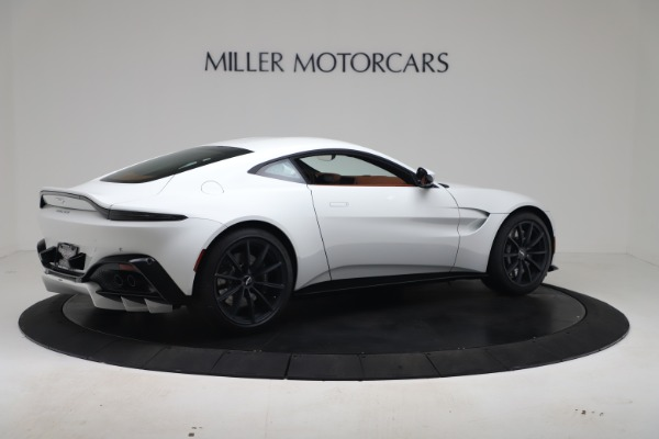 New 2020 Aston Martin Vantage Coupe for sale $190,259 at Aston Martin of Greenwich in Greenwich CT 06830 19