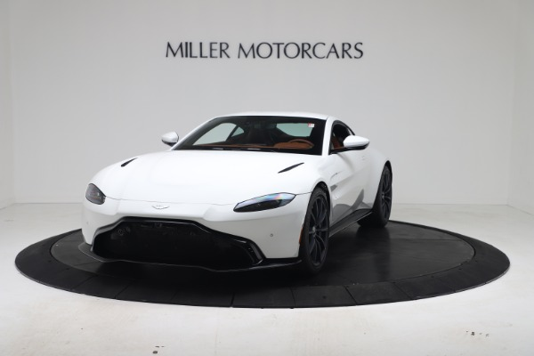 New 2020 Aston Martin Vantage Coupe for sale $190,259 at Aston Martin of Greenwich in Greenwich CT 06830 2
