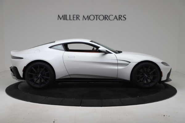New 2020 Aston Martin Vantage Coupe for sale $190,259 at Aston Martin of Greenwich in Greenwich CT 06830 21