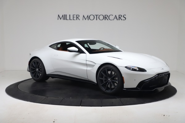 New 2020 Aston Martin Vantage Coupe for sale $190,259 at Aston Martin of Greenwich in Greenwich CT 06830 22
