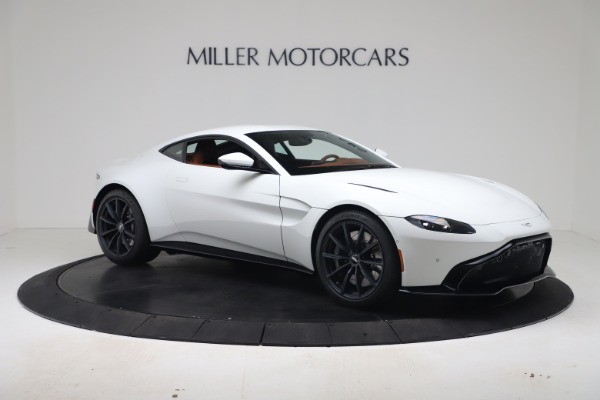 New 2020 Aston Martin Vantage Coupe for sale $190,259 at Aston Martin of Greenwich in Greenwich CT 06830 23