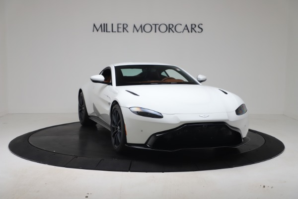 New 2020 Aston Martin Vantage Coupe for sale $190,259 at Aston Martin of Greenwich in Greenwich CT 06830 24