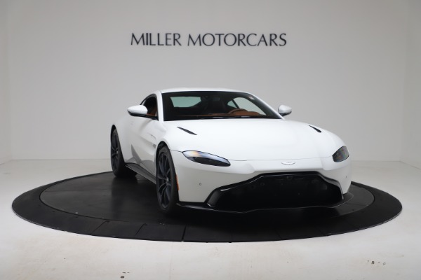 New 2020 Aston Martin Vantage Coupe for sale $190,259 at Aston Martin of Greenwich in Greenwich CT 06830 25