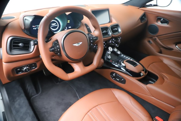 New 2020 Aston Martin Vantage Coupe for sale $190,259 at Aston Martin of Greenwich in Greenwich CT 06830 28