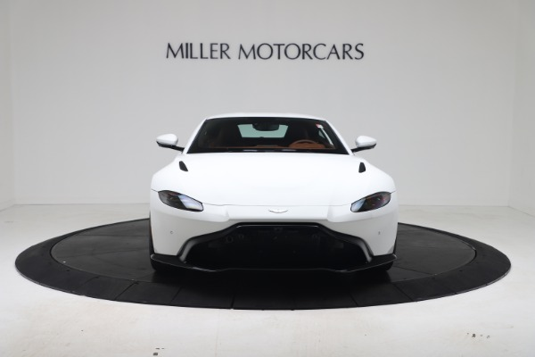 New 2020 Aston Martin Vantage Coupe for sale $190,259 at Aston Martin of Greenwich in Greenwich CT 06830 3