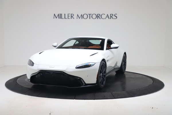 New 2020 Aston Martin Vantage Coupe for sale $190,259 at Aston Martin of Greenwich in Greenwich CT 06830 5