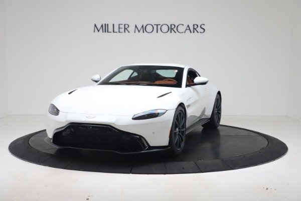 New 2020 Aston Martin Vantage Coupe for sale $190,259 at Aston Martin of Greenwich in Greenwich CT 06830 6
