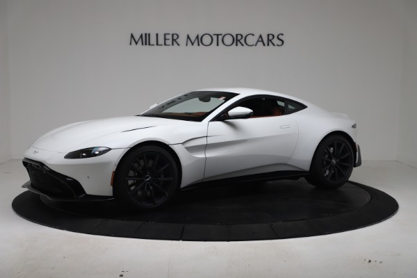 New 2020 Aston Martin Vantage Coupe for sale $190,259 at Aston Martin of Greenwich in Greenwich CT 06830 7