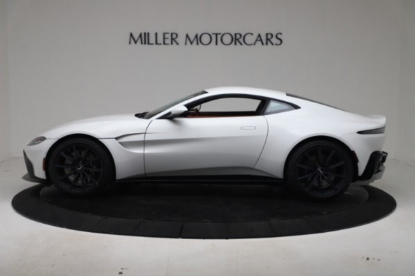 New 2020 Aston Martin Vantage Coupe for sale $190,259 at Aston Martin of Greenwich in Greenwich CT 06830 8