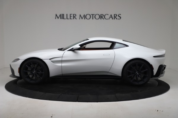 New 2020 Aston Martin Vantage Coupe for sale $190,259 at Aston Martin of Greenwich in Greenwich CT 06830 9