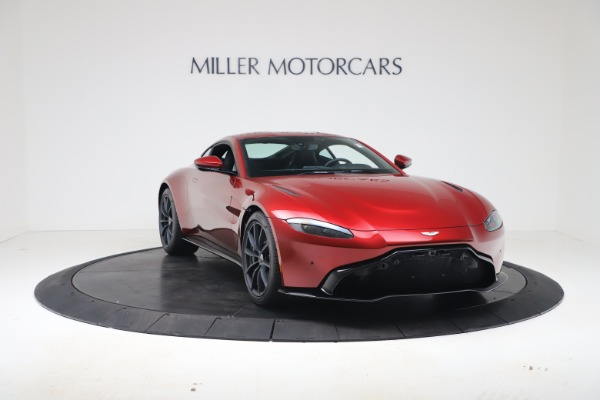 New 2020 Aston Martin Vantage Coupe for sale $195,459 at Aston Martin of Greenwich in Greenwich CT 06830 10