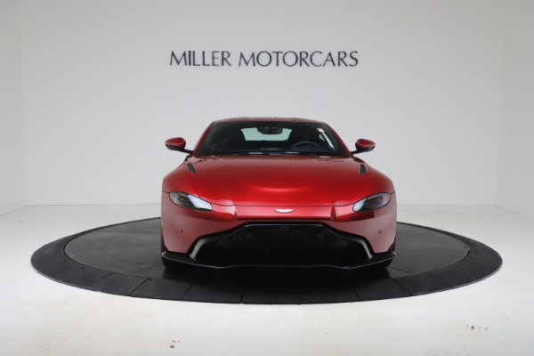 New 2020 Aston Martin Vantage Coupe for sale $195,459 at Aston Martin of Greenwich in Greenwich CT 06830 11
