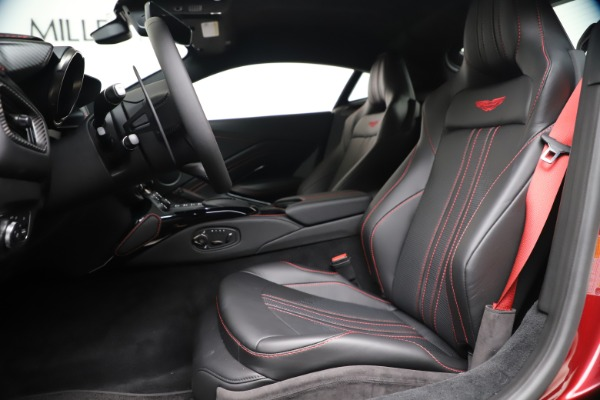 New 2020 Aston Martin Vantage Coupe for sale $195,459 at Aston Martin of Greenwich in Greenwich CT 06830 14